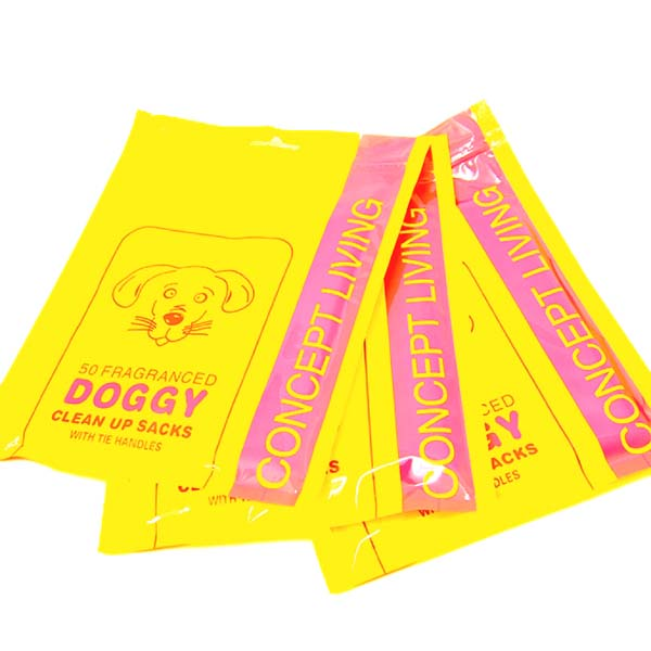 Dog Poop Scoop Bags