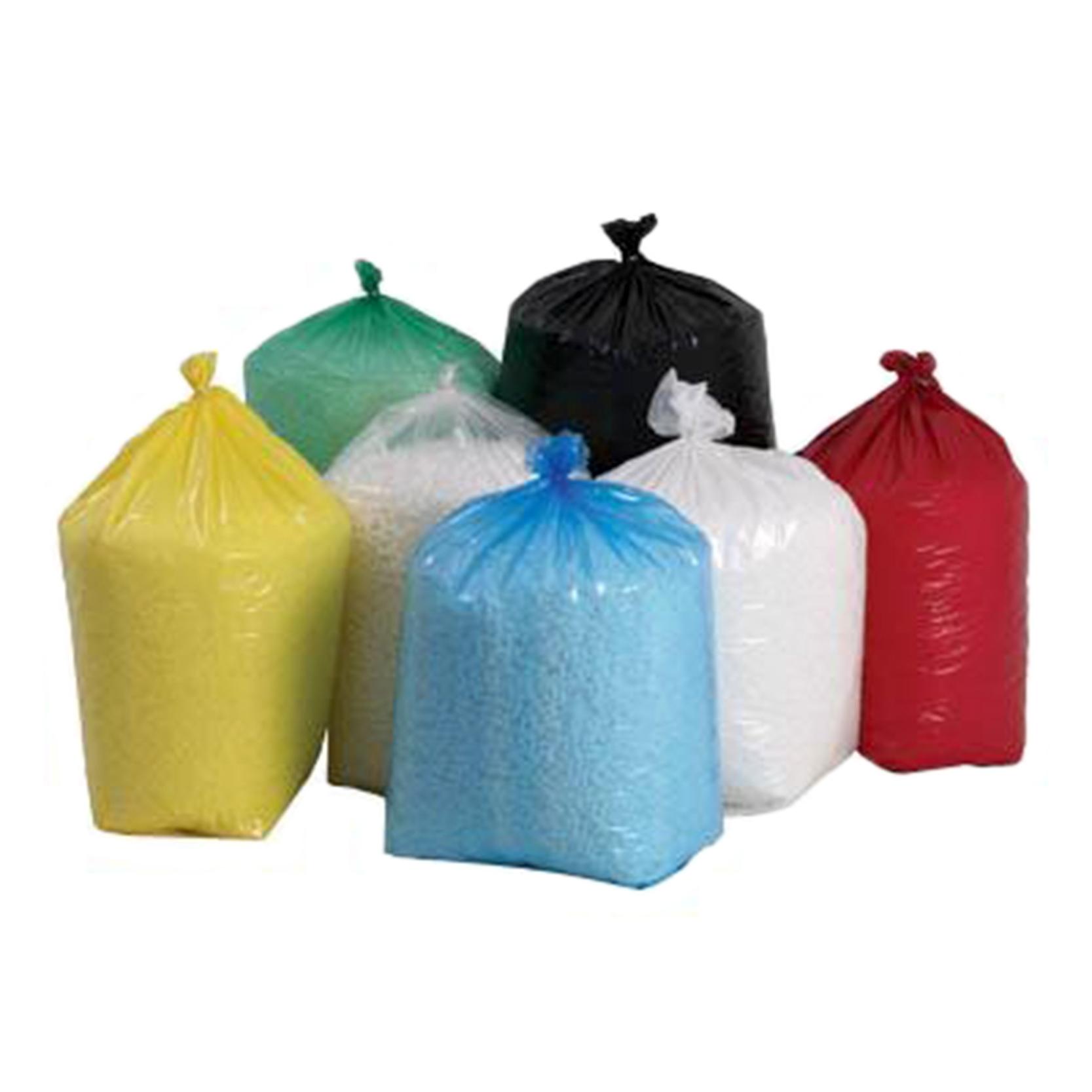 Green Coloured Waste Sacks