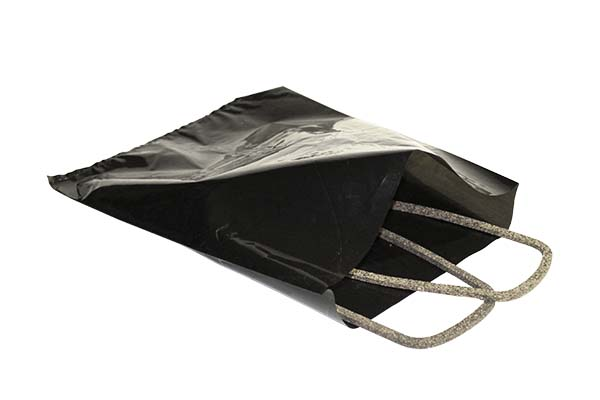 Black Polythene Bags