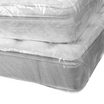60 x 69 x 86 Mattress Covers Clear