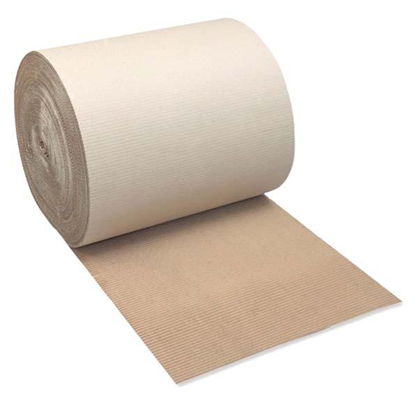 250mm Corrugated Cardboard Rolls