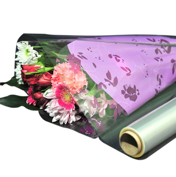 20 Flower Wrap Polypropylene
