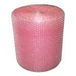 750mm Large Pink Anti Static Bubble Wrap