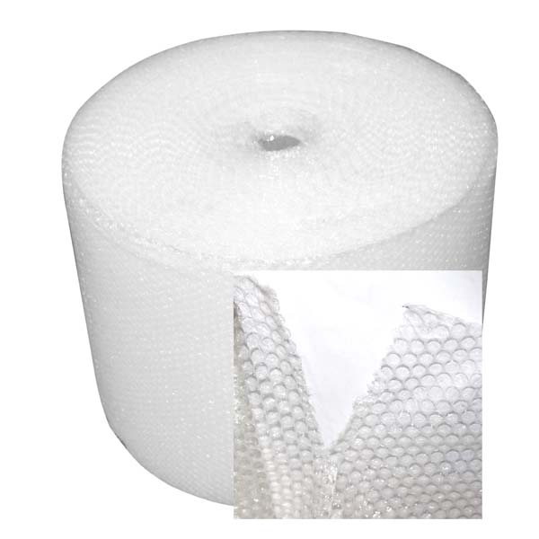 Perforated Small Bubble Wrap 400mm x 100mtr.