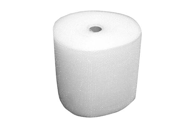 Small Clear Bubble Wrap 250mm x 100mtr