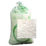 White Biodegradable Loosefill Biofil Chips