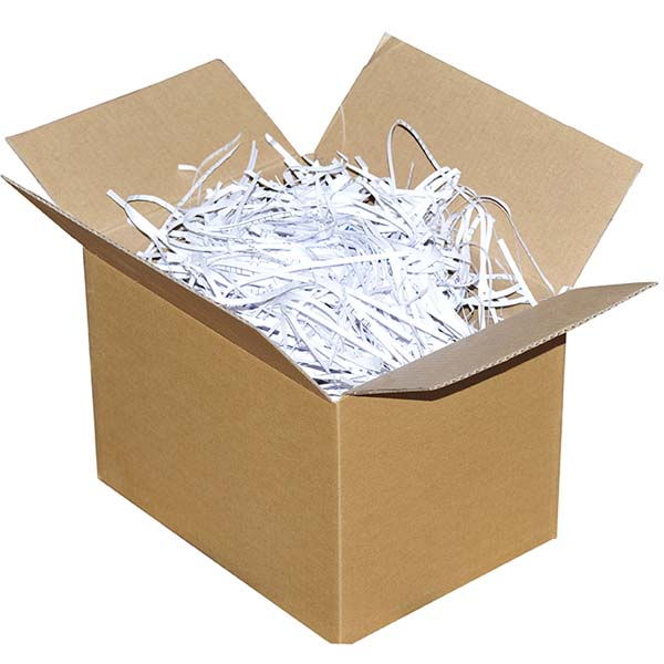 Shredded Paper Voidfill Packaging