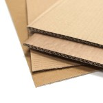 Double Wall Cardboard Sheets 1330 x 2250mm