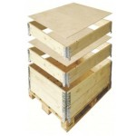Plywood Divider For Pallet Collars