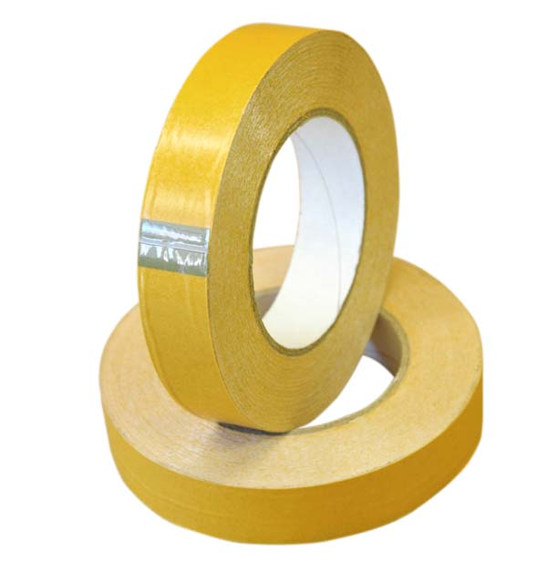 Heavy Duty Double Sided Cloth Centre Tape 50mm