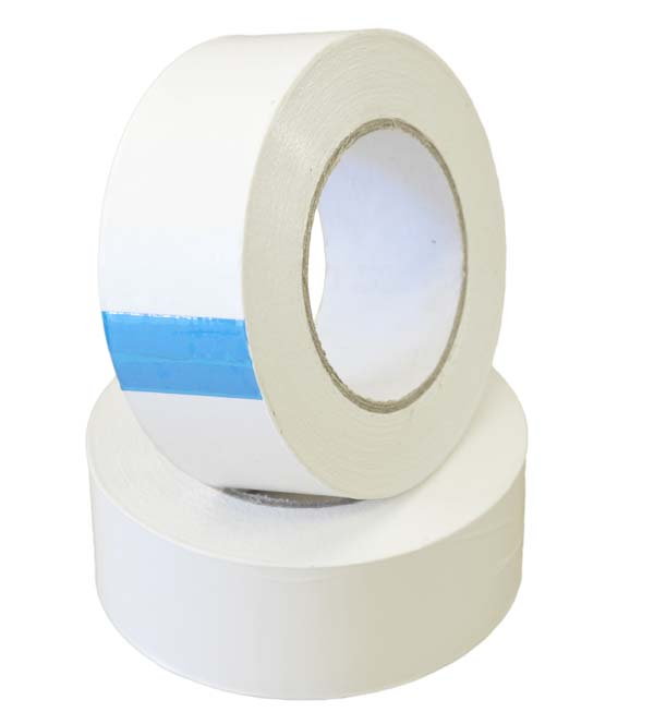 Double Sided Vinyl Centre Carpet Tape 25mm