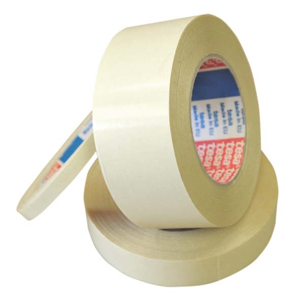Tesa 64621 Double Sided Adhesive Centre Tape 25mm