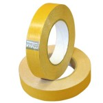 Heavy Duty Double Sided Cloth Centre Tape 25mm