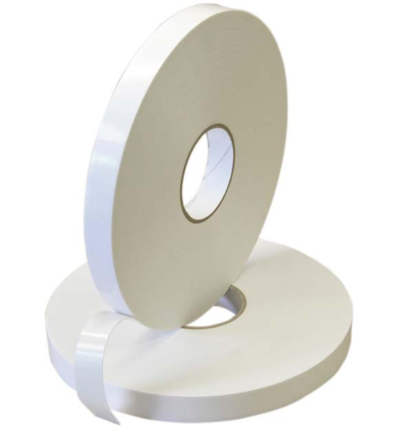 Double Sided White Foam Centre 25mm
