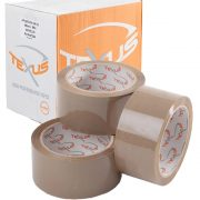 Buff PP Texus Hot Melt Packing Tape