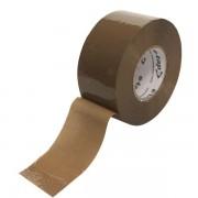 Brown E-Tape PP Hot Melt 48mm x 150mtr