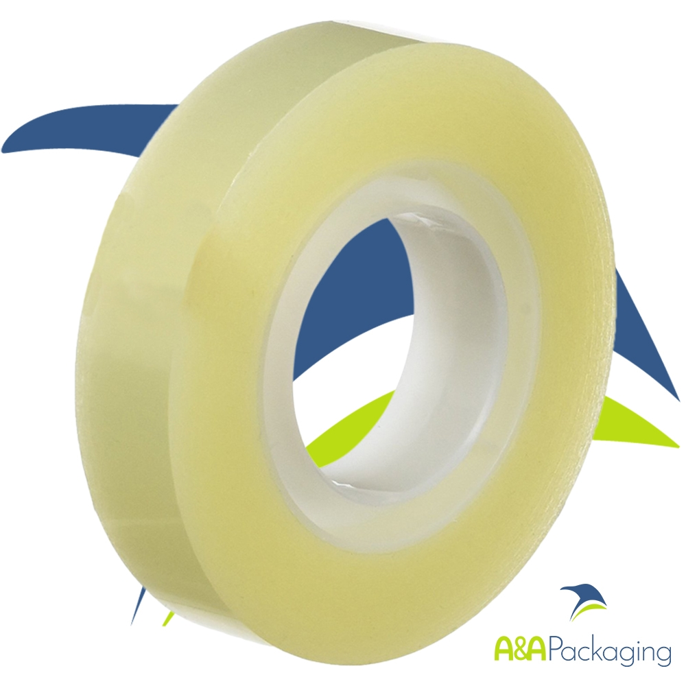 Stationary Small Core Tape Clear 12mm x 33mtr