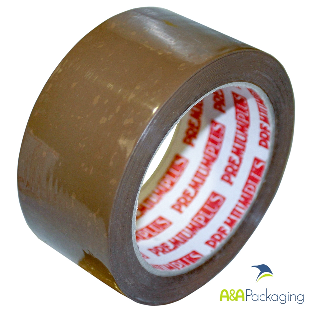 Buff Low Noise PP Vinyl EQ Tape 48mm x 66mtr