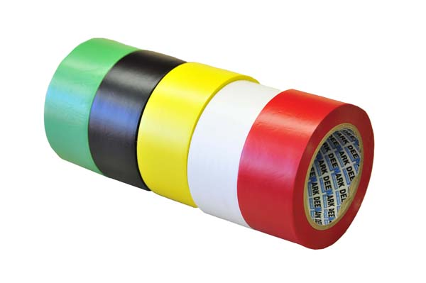 PVC Lane Marking Coloured Tape 48mm x 33mtr