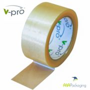 Clear Vinyl Packing Tape 48mm x 66mtr