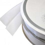 White Loop Fastening Tape 25mm x 25mtr