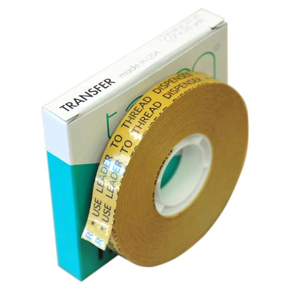 Scapa 4456 Transfer Adhesive Film Tape 12mm x 33mtr