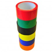 Black Adhesive Low Noise Tape 50mm x 66mtr
