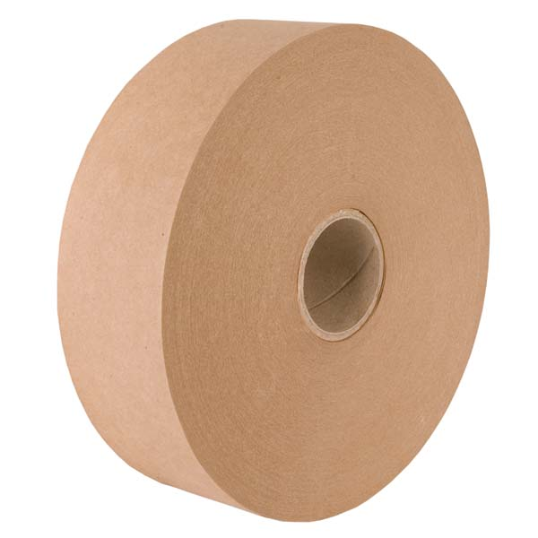 Brown Gummed Paper Tape 72mm x 100mtr