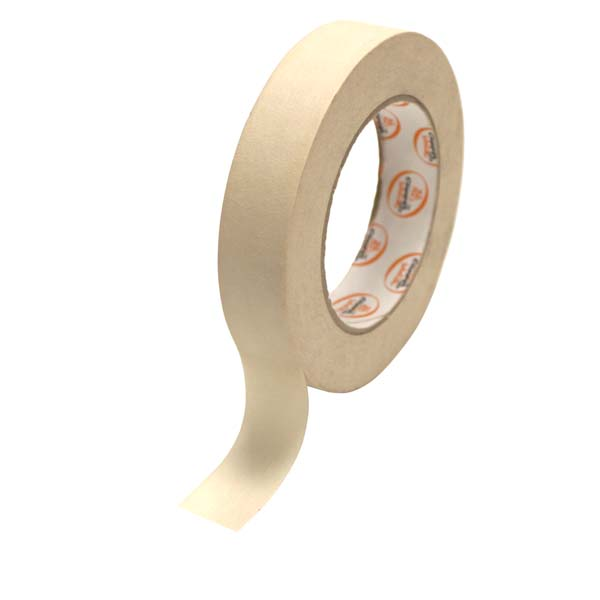3M 1104 18mm x 50mtr Low Tack Masking Tape