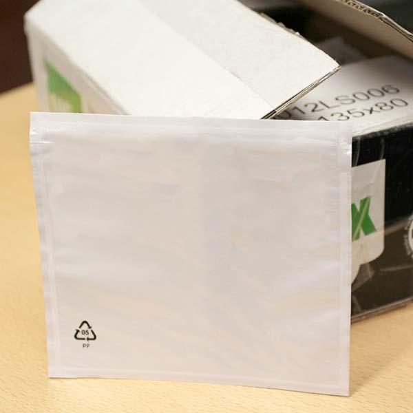 DL Plain Self-Adhesive Envelope Wallets