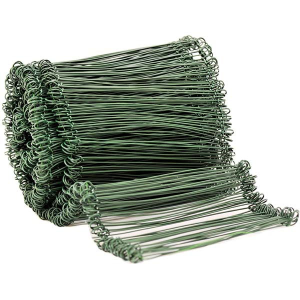 Steel Twist Ties Plastic Coated