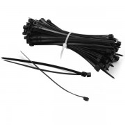 Ties Cable Black