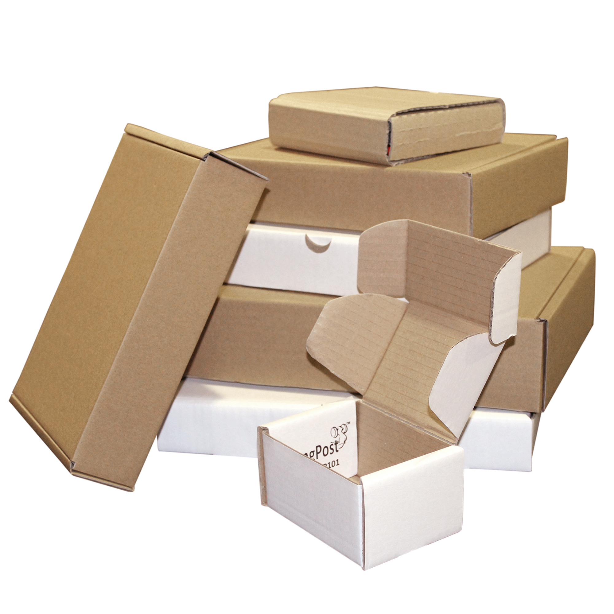 die cut cartons