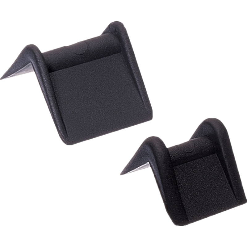 Large Plastic Edge Protectors Black