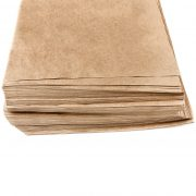 Pure Ribbed Kraft Paper Sheets 900mm x 1150mm
