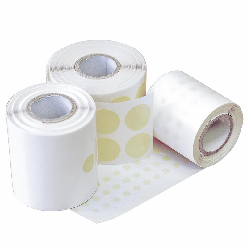 4mm High Temp Paper Masking Discs