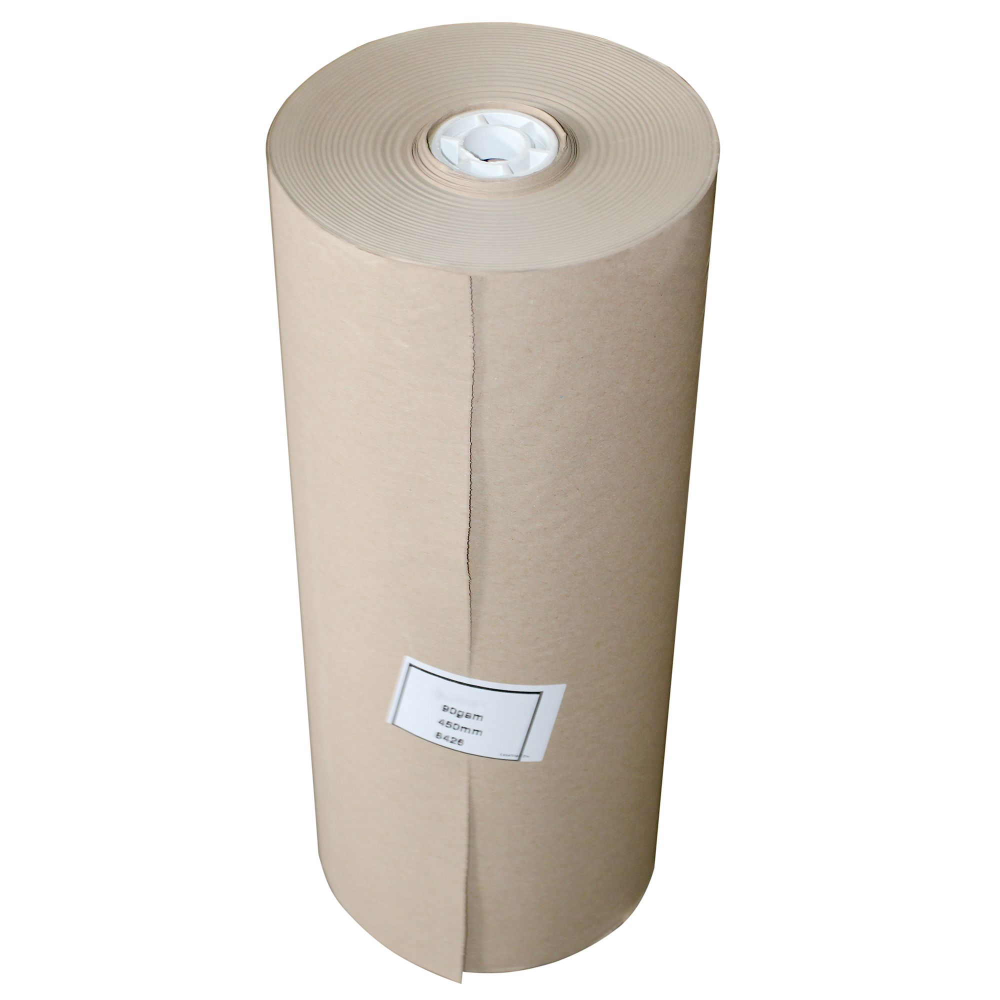 500mm Pure Kraft Paper Roll Parcel Wrapping