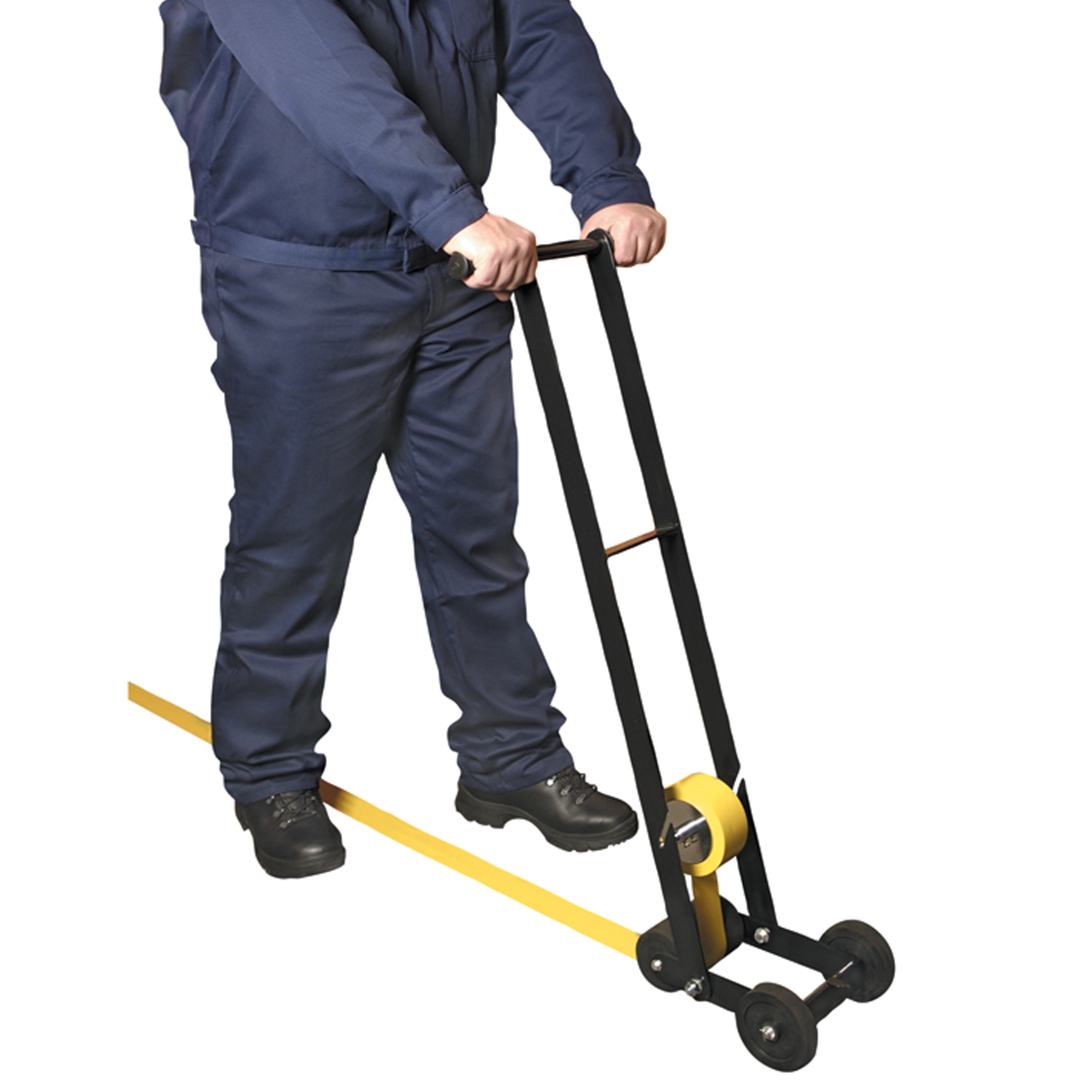 Lane Marking Floor Tape Applicator