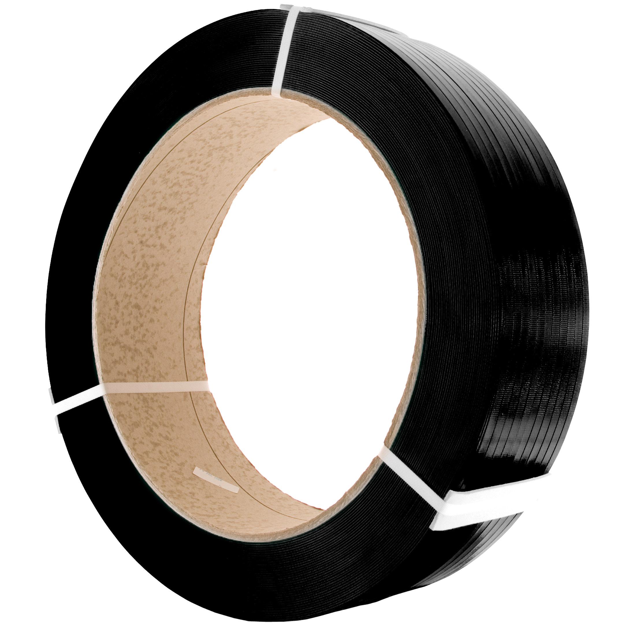 VE11 Black Polypropylene Machine Strapping