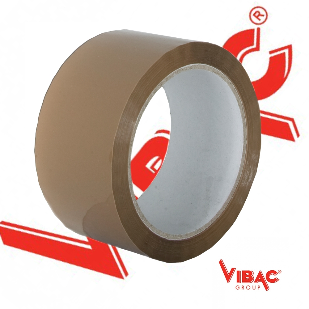 Vibac 801 Brown Low Noise PP Tape