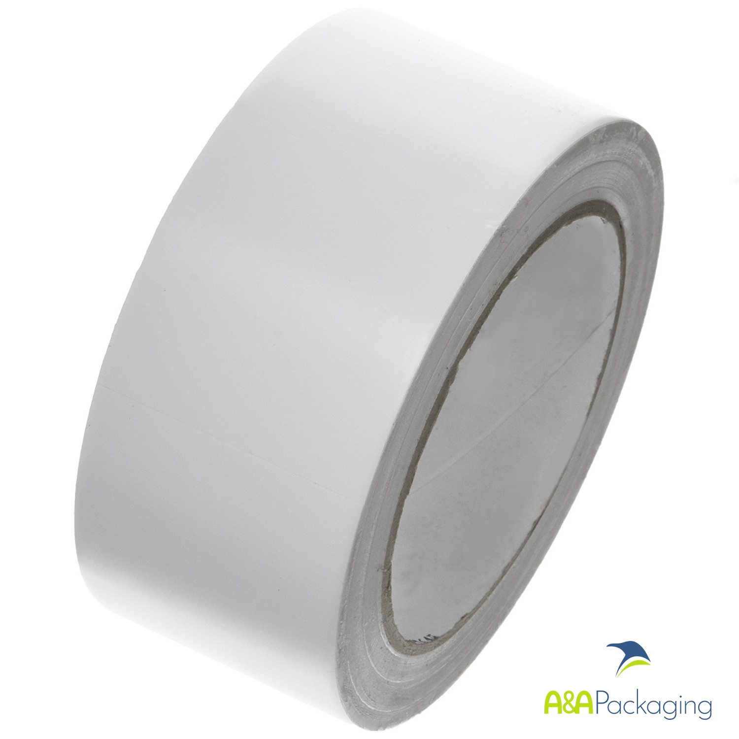 Vinyl Tape White Manuli 808 48mm x 66mtr