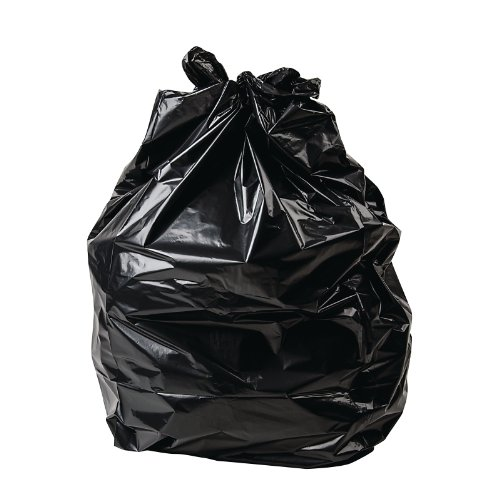 Black Compactor Waste Sacks