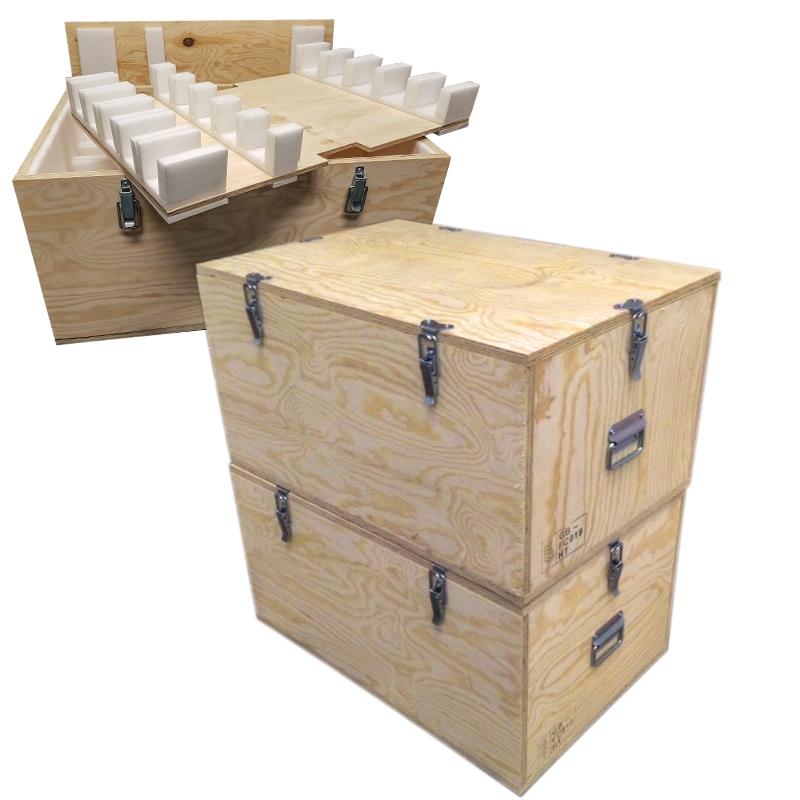 Wooden Export Crates