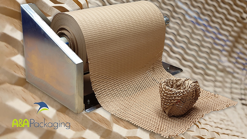 activaWrap Protective 3D Wrapping Paper