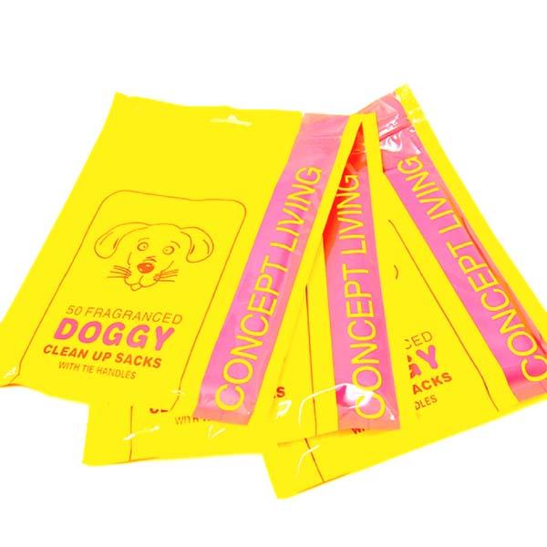 Dog Poop Scoop Bags