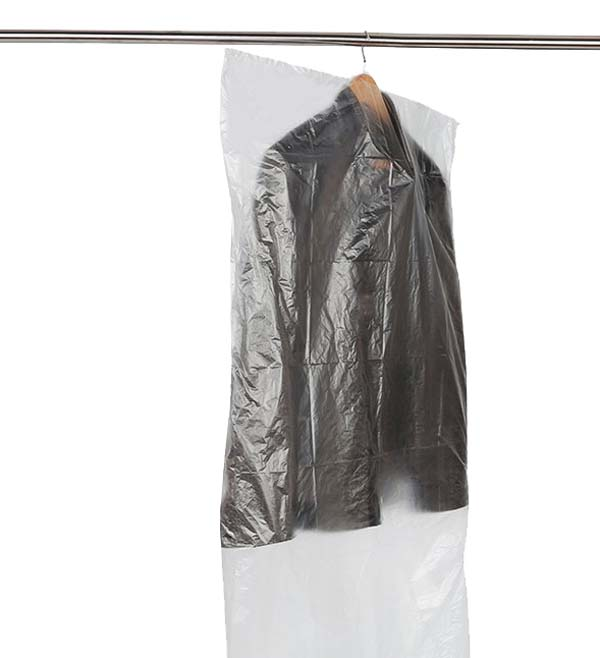 19 x 23 x 48 Polythene Garment Covers