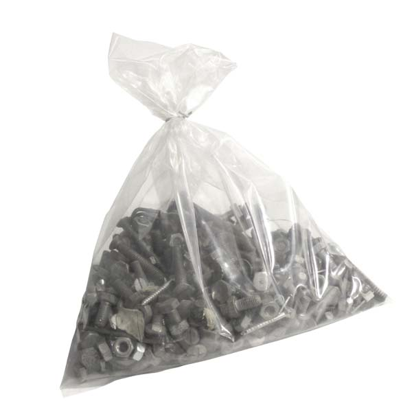 "Polythene Bags 120 Gauge 7 x 9"""