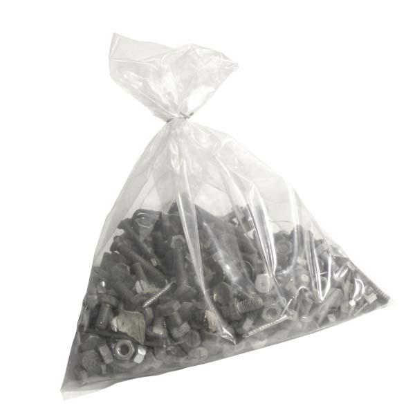 "Polythene Bags 120 Gauge 12 x 20"""