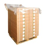 Pallet Covers Poly Shrinkable