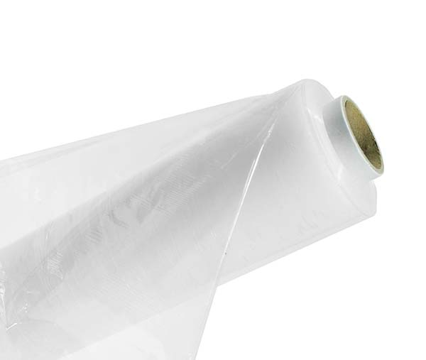 20mic Pallet Wrap Clear Cast 400mm x 300mtr